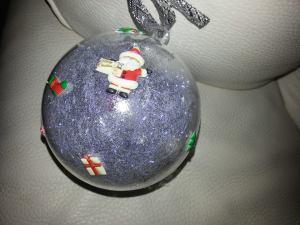 Boules de Noël de Clément 2
