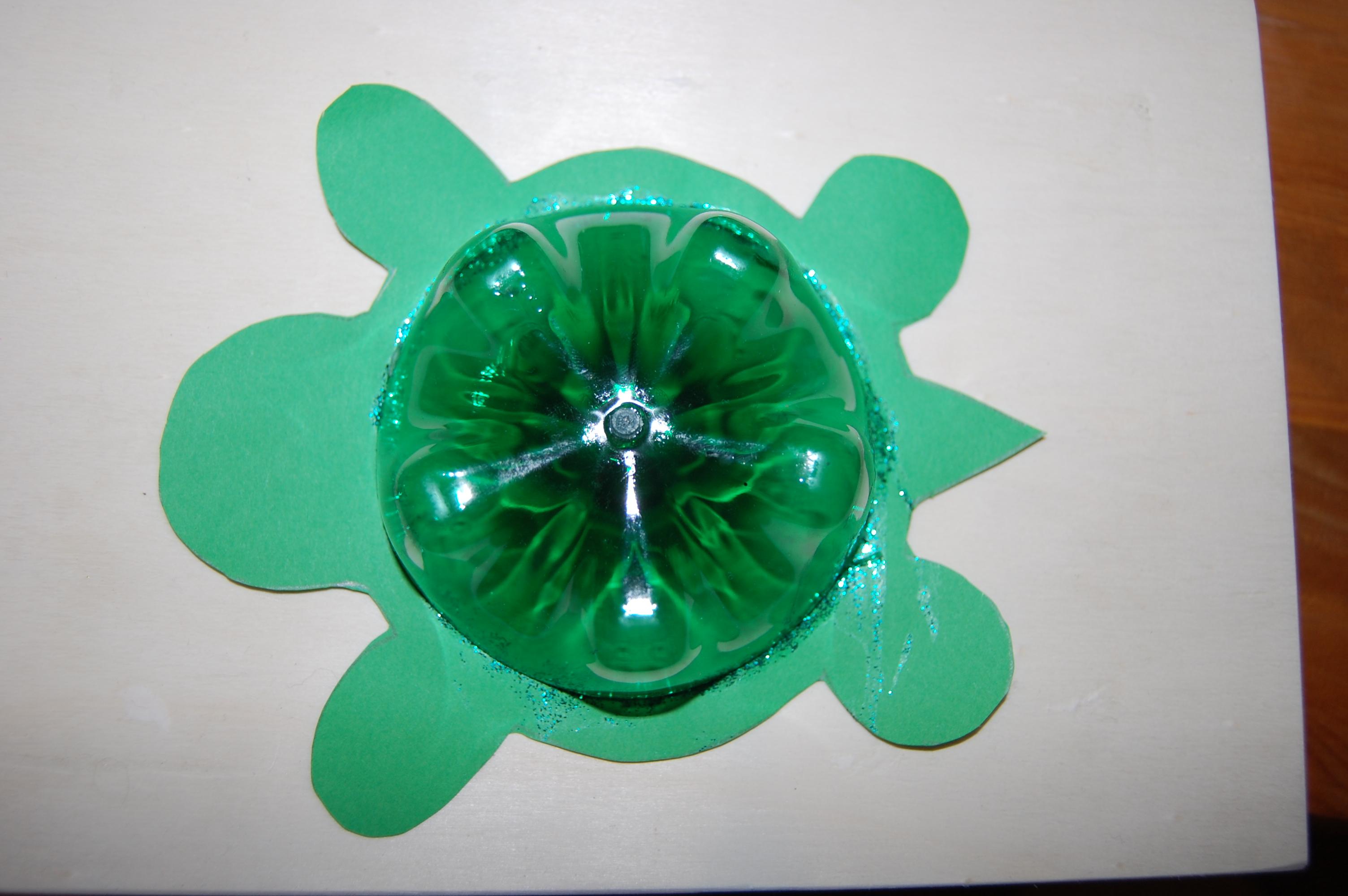 Fabriquer une jolie tortue 29 novembre - Activite manuelle recyclage ...